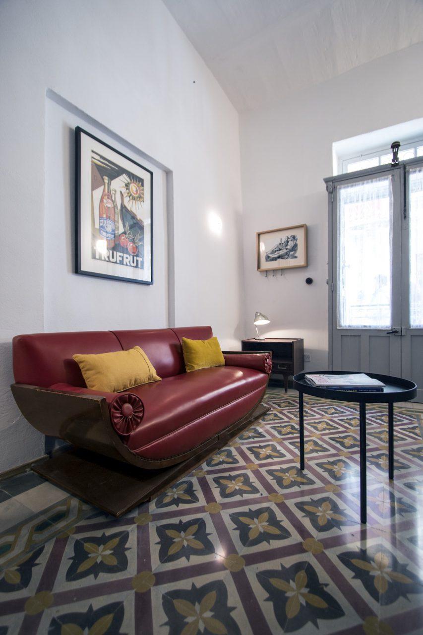 """Valletta Vintage. Wohnraum """"Birgu"""""""