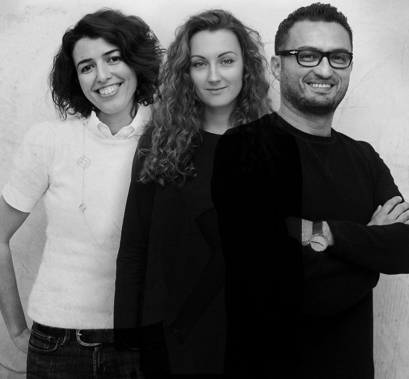 Valletta Vintage. Das Team (von li. nach re.): Nadja, Anja und Chris.