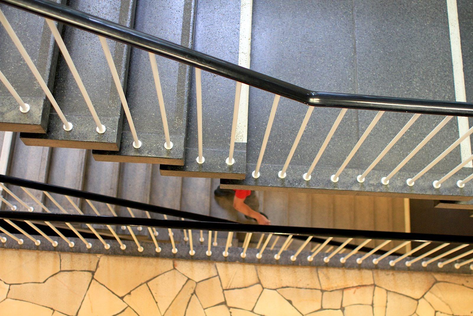Perspektiven. Treppenhaus