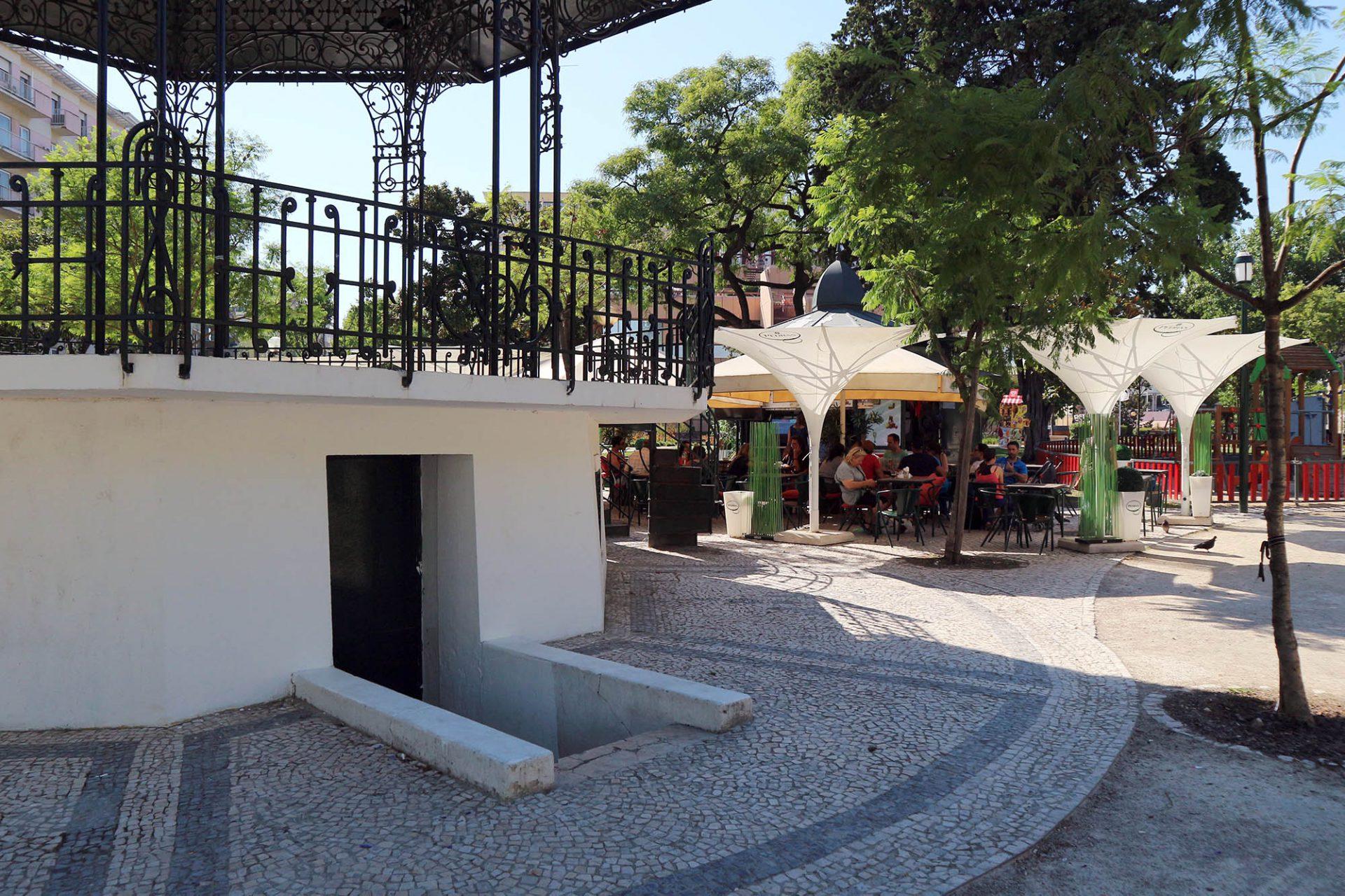 Praça Jose Fontana.