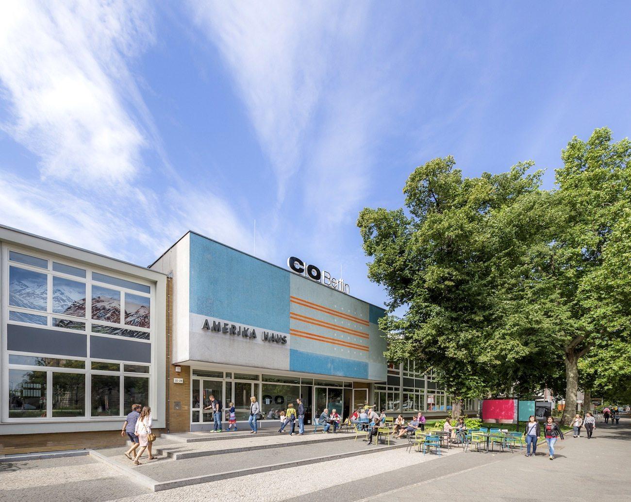 Nachkriegsmoderne. Das C/O Berlin im Amerika Haus in Berlin Charlottenburg