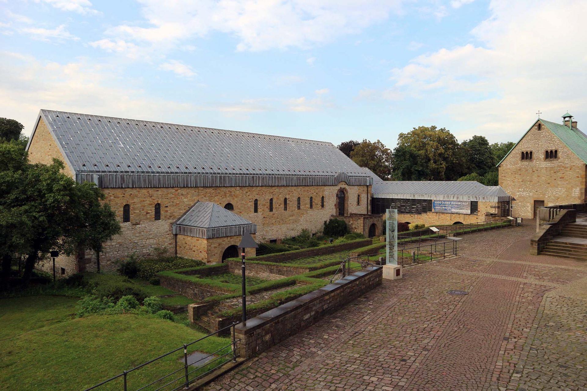 Die (westfälische) Geschichte.  Das Museum in der Kaiserpfalz – es ist direkt am Diözesanmuseum und wird vom Landschaftsverband Westfalen-Lippe (LWL) betrieben.