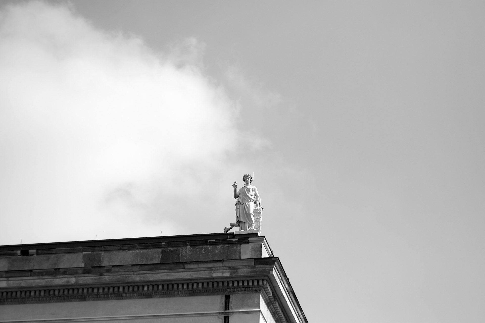 Klassizismus.  Neues Museum