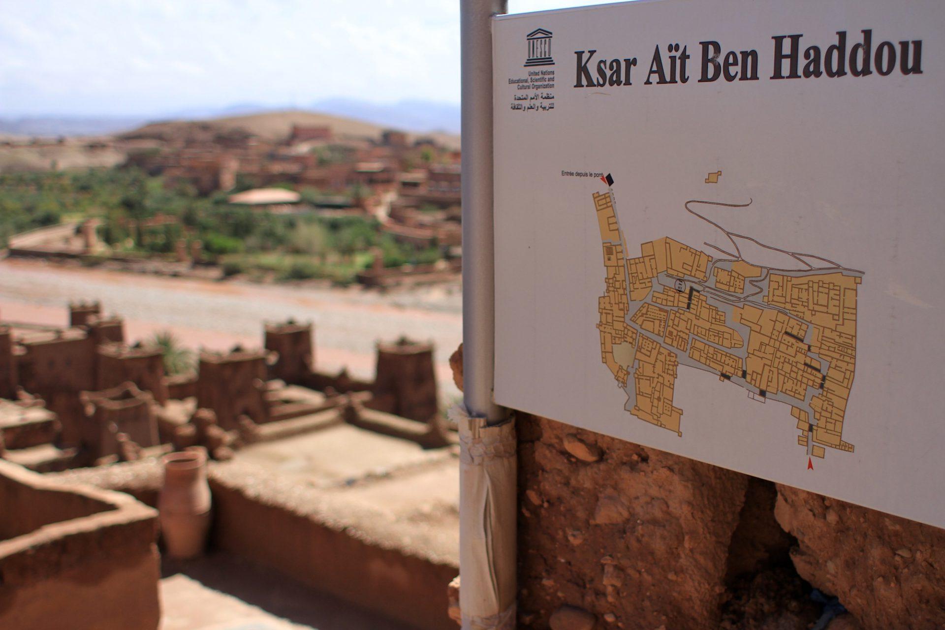 Wehrhaft. Der Clan der Glaoua: Herrscher der Karawanenstraße, die Marrakesch mit Timbuktu verband.