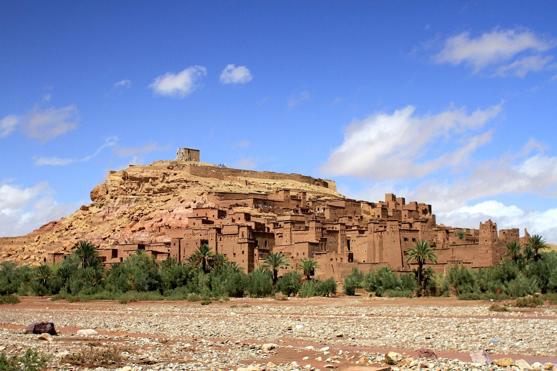 Die Pisé-Festung