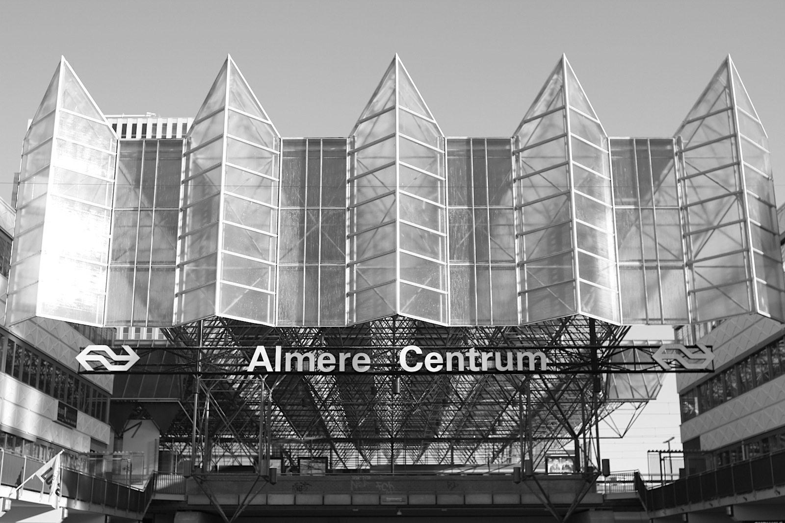 Almere Centrum.