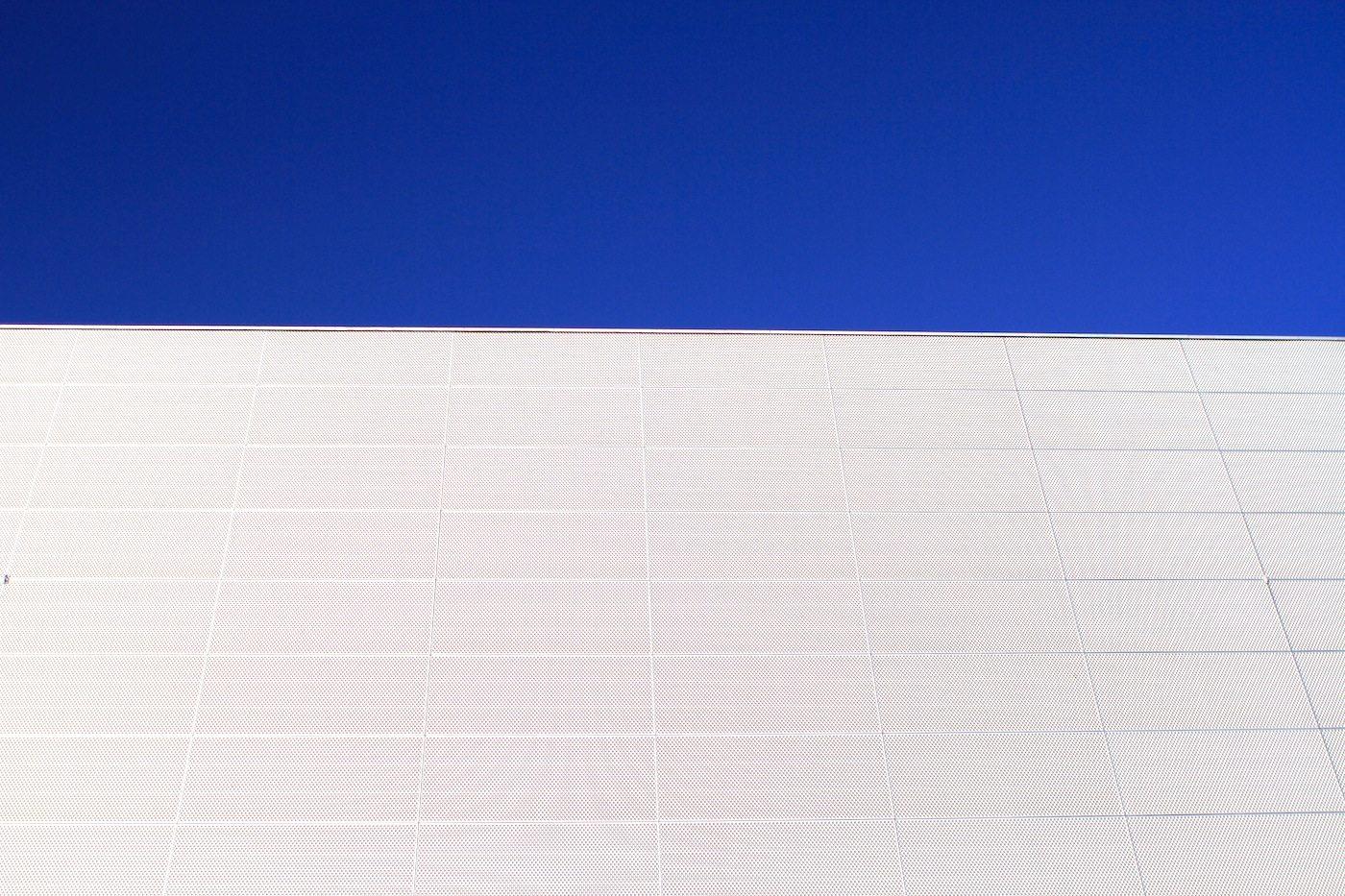 Utopolis. OMA, Rotterdam und Floris Alkemade. Wer durch das Zentrum geht, sollte unbedingt auf die Fassadengestaltung achten. Ein Fest für die Augen.