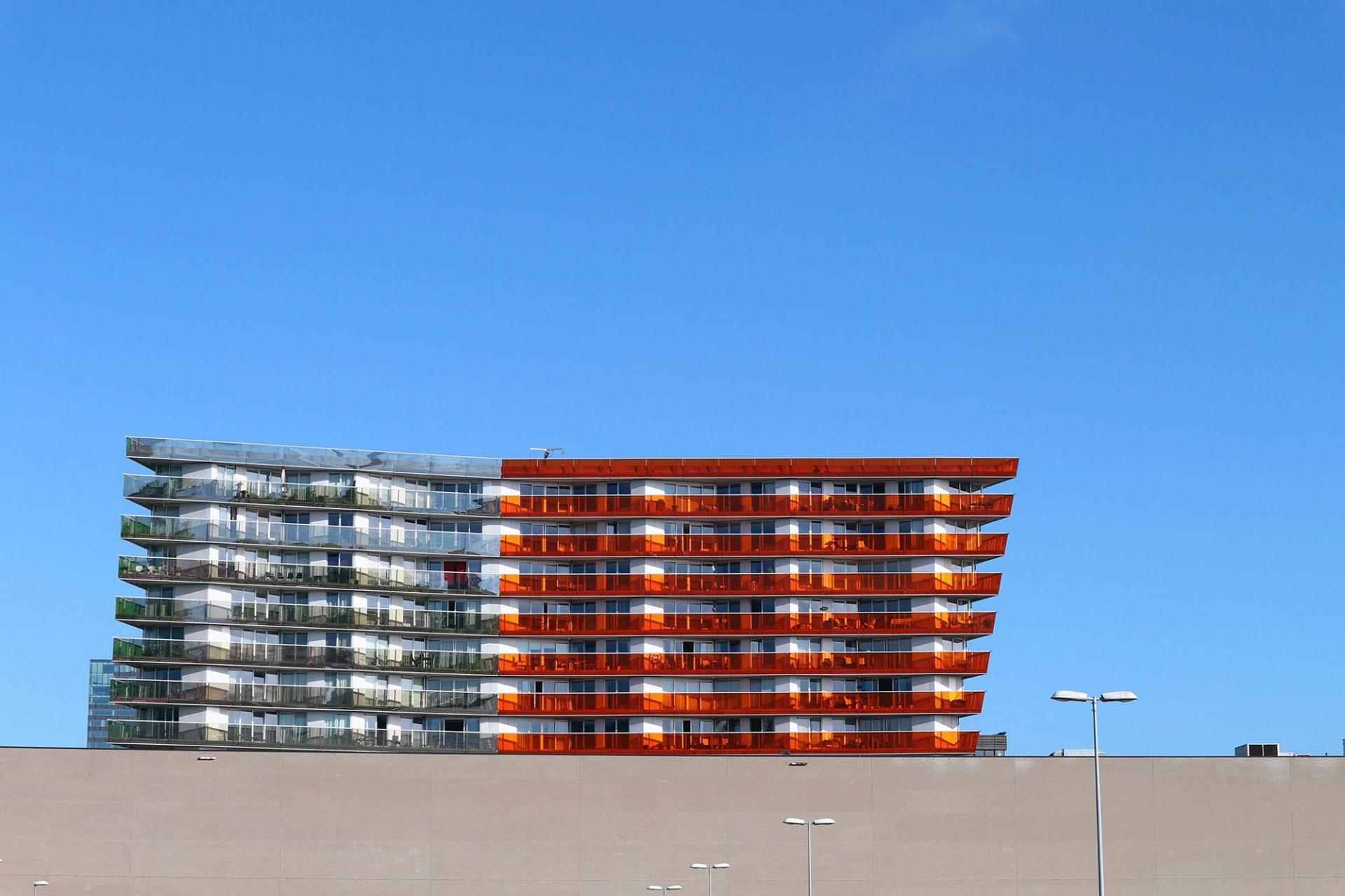 De Smaragd. Gigon & Guyer Architekten Zürich, fertiggestellt 2007.