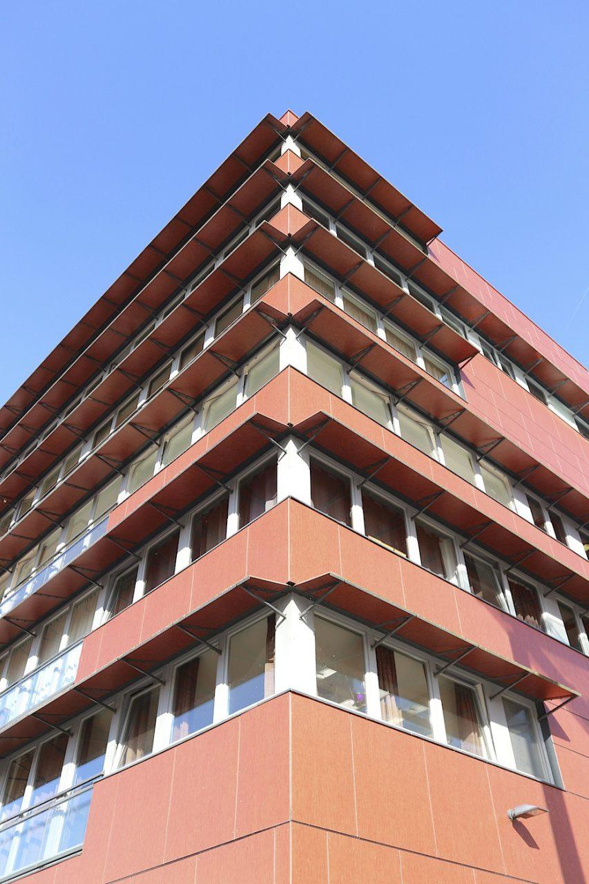 The City. Weil wir dieses Gebäude mögen, bekommt es Platz für 4 Bilder.