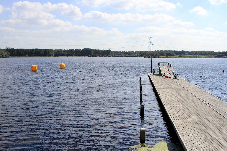 De Pier. Gradlinig mit Schwung gen Weerwater