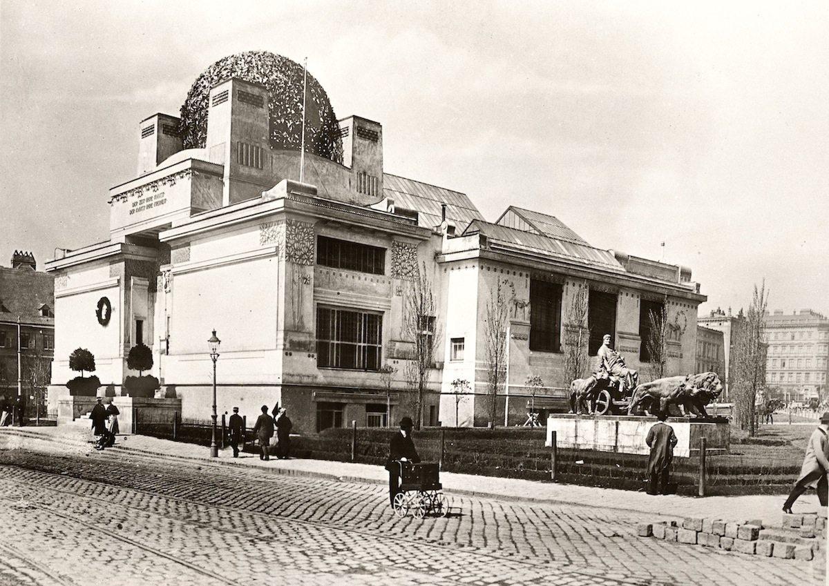 Secession 1897–1898. Josef Maria Olbrich