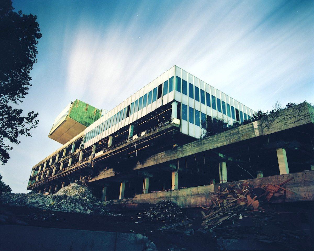 AUA-Gebäude, Oberlaa.