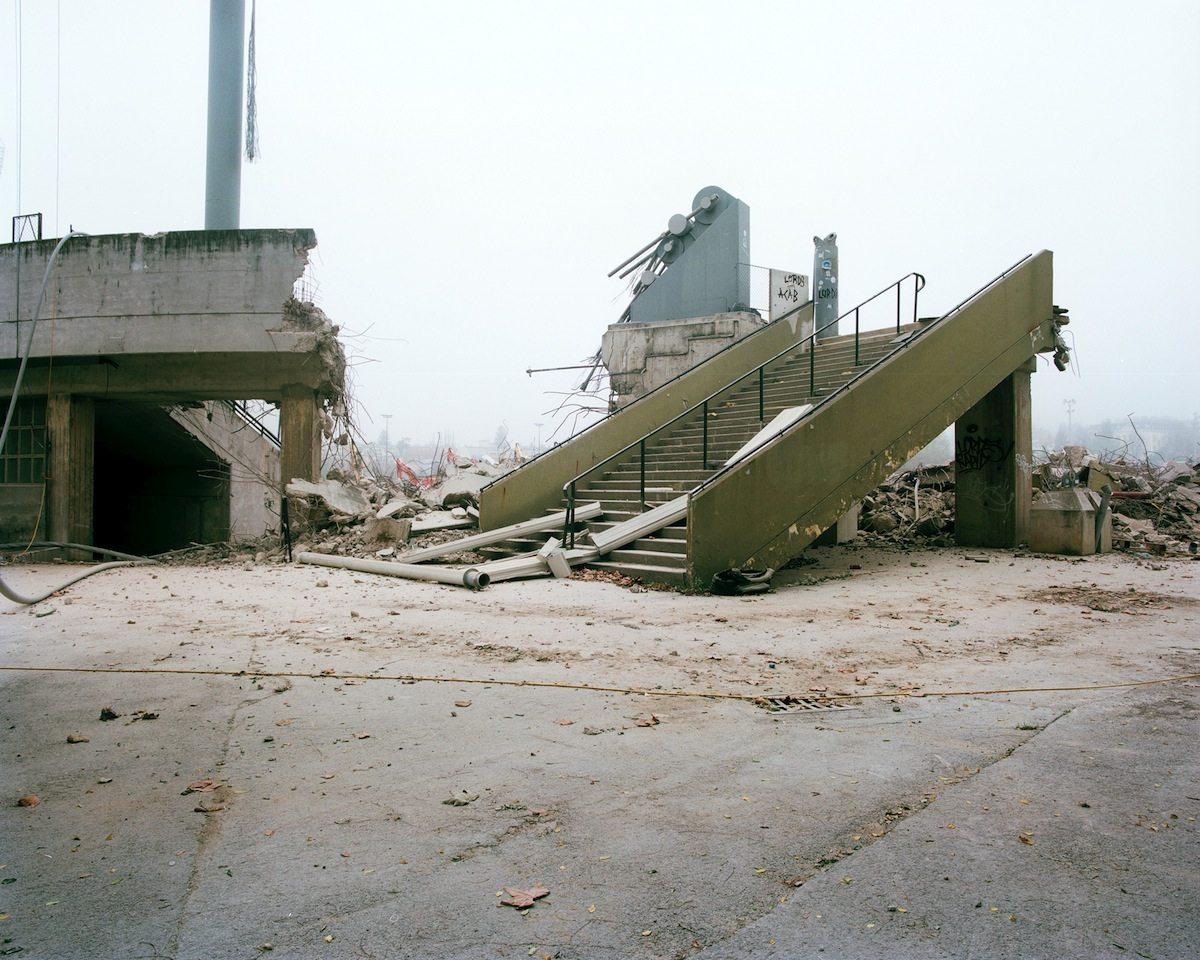 Gerhard Hanappi Stadion.