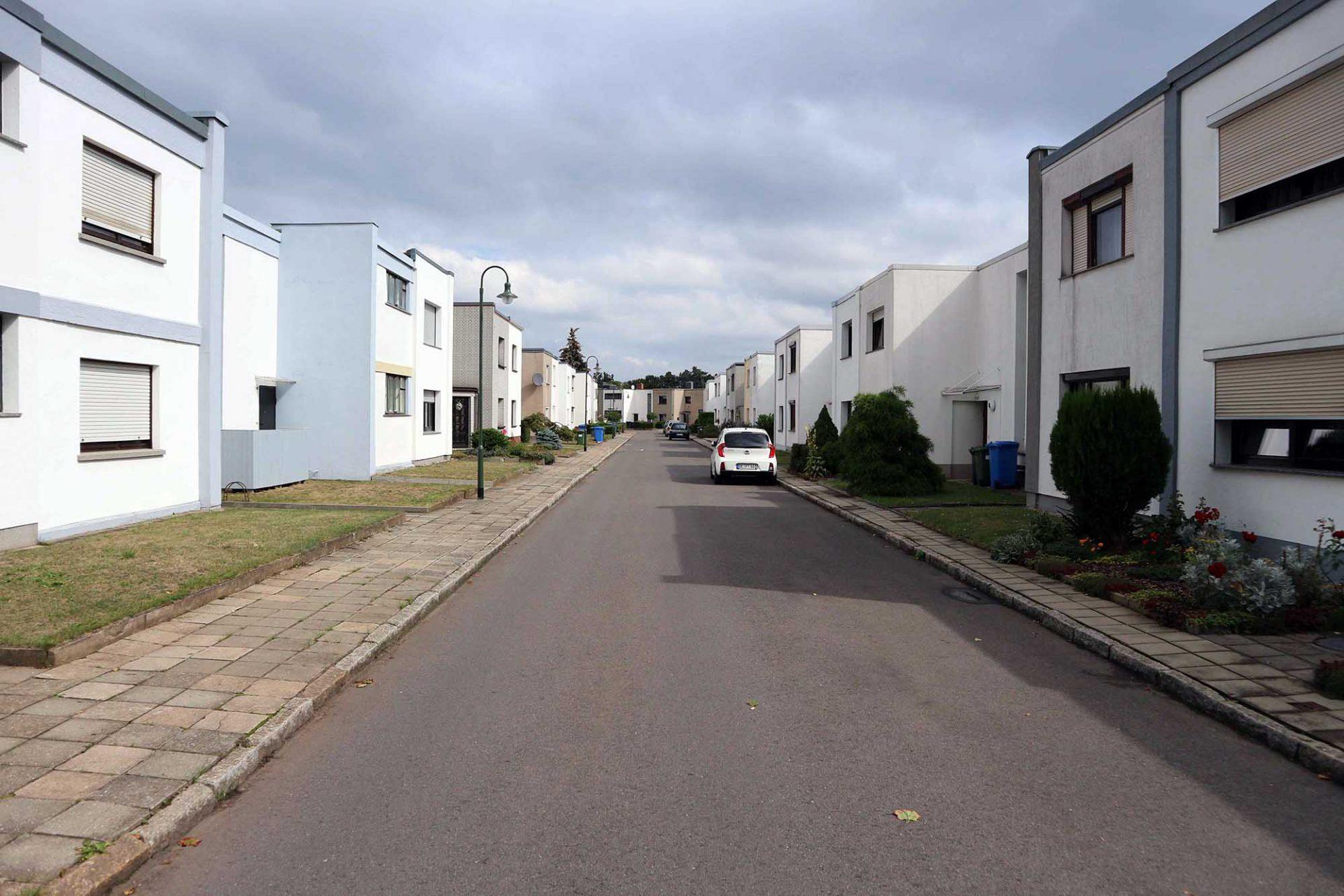 Dessau-Törten.