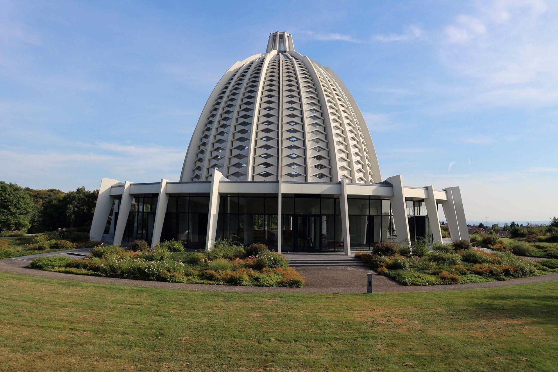 Perlen der Provinz: Bahá'í-Haus der Andacht