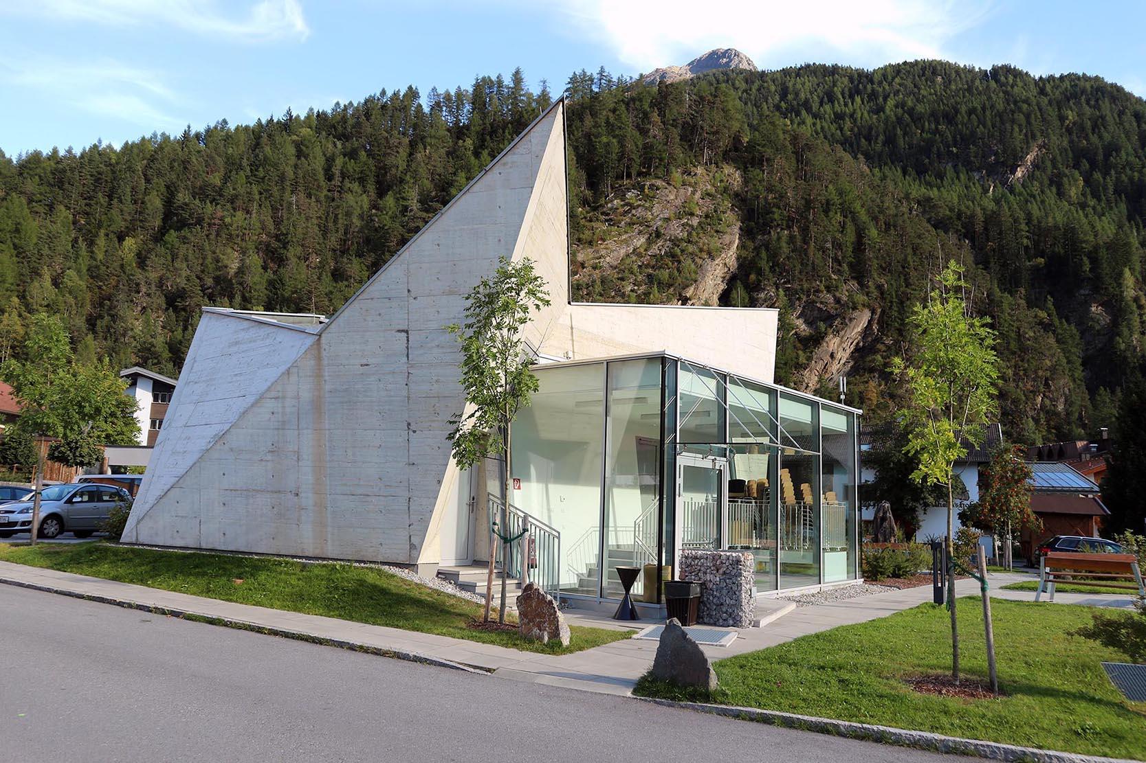 Musikpavillon. Von den unizono Architekten