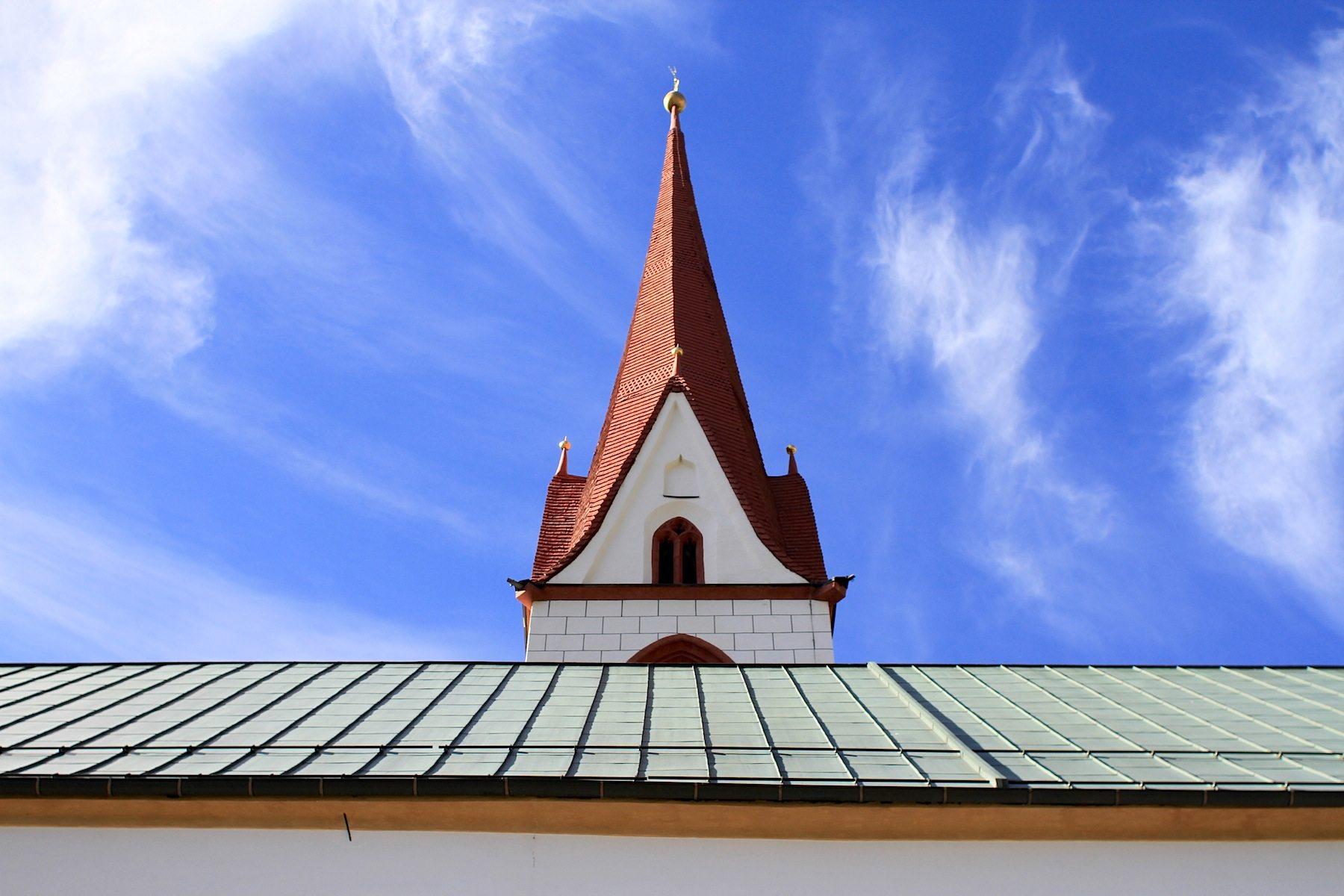 Pfarrkirche Mariae Heimsuchung.