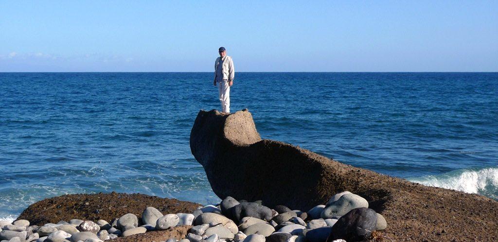"""""""Mit Sicht zum Meer""""."""