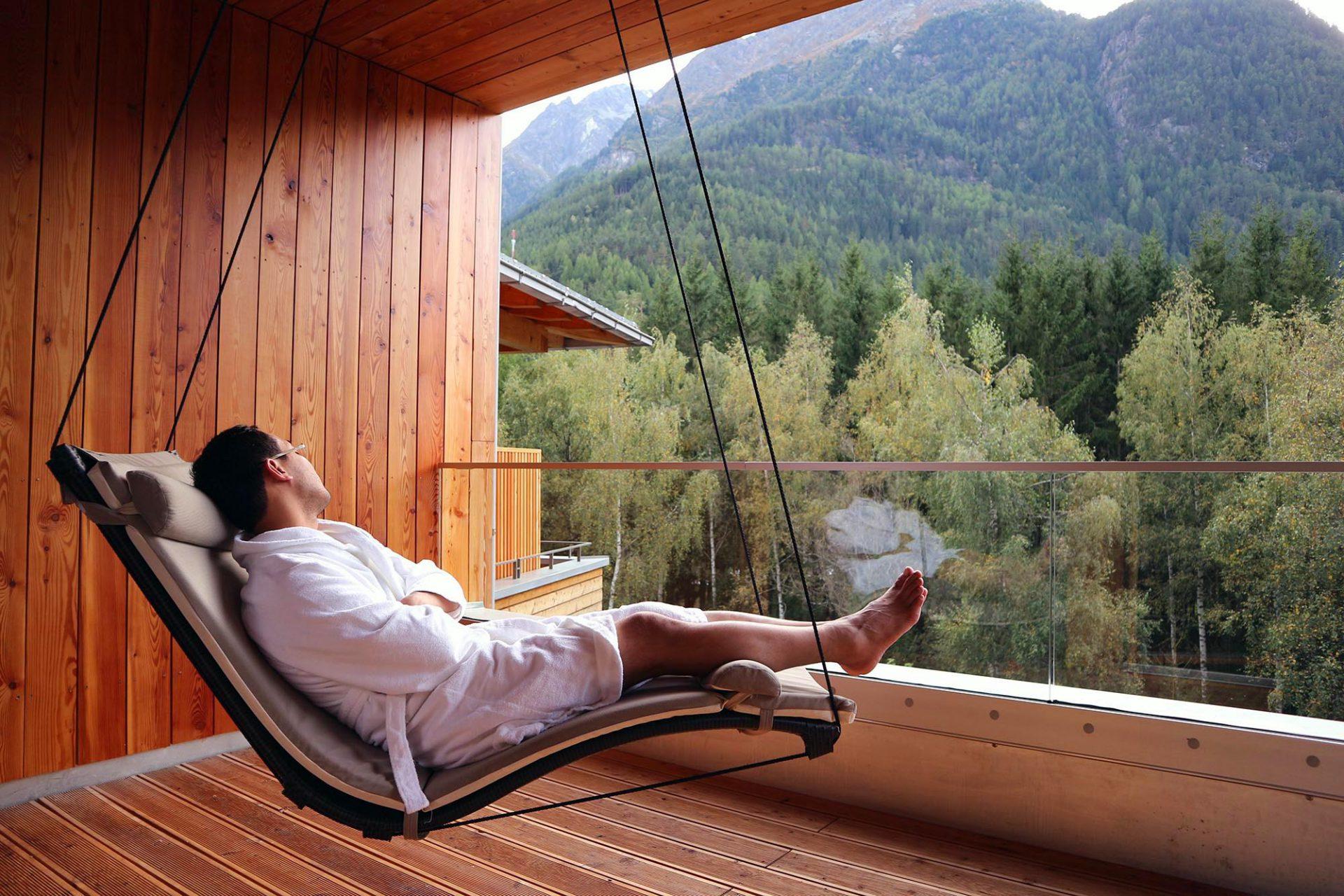 Alpinarchitektur im Ötztal, Nr. 2: Nachhaltigkeit & Hotellerie