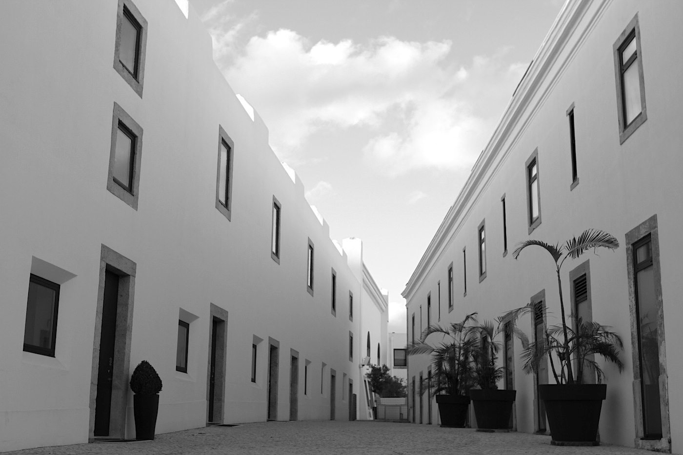 Cidadela de Cascais. Umgestaltung und Planung; Goncalo Byrne, David Sinclair und Joao Gois.
