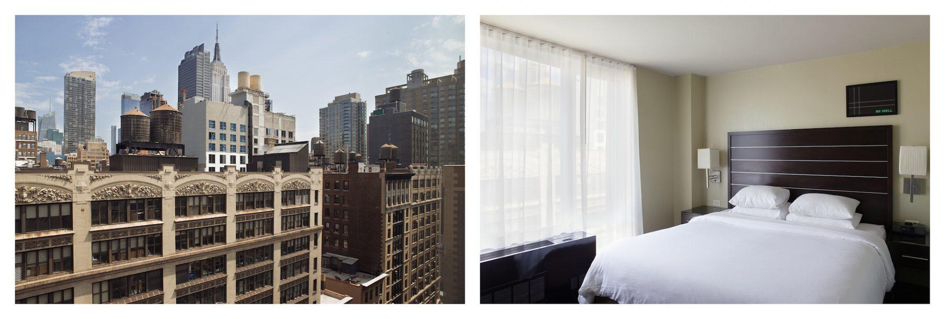 Seite 30-31.  31.07.2015, New York, Room 1808