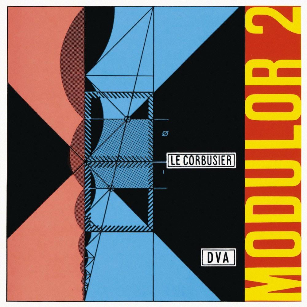 Modulor 2 (1955) von Le Corbusier. Erschienen bei DVA