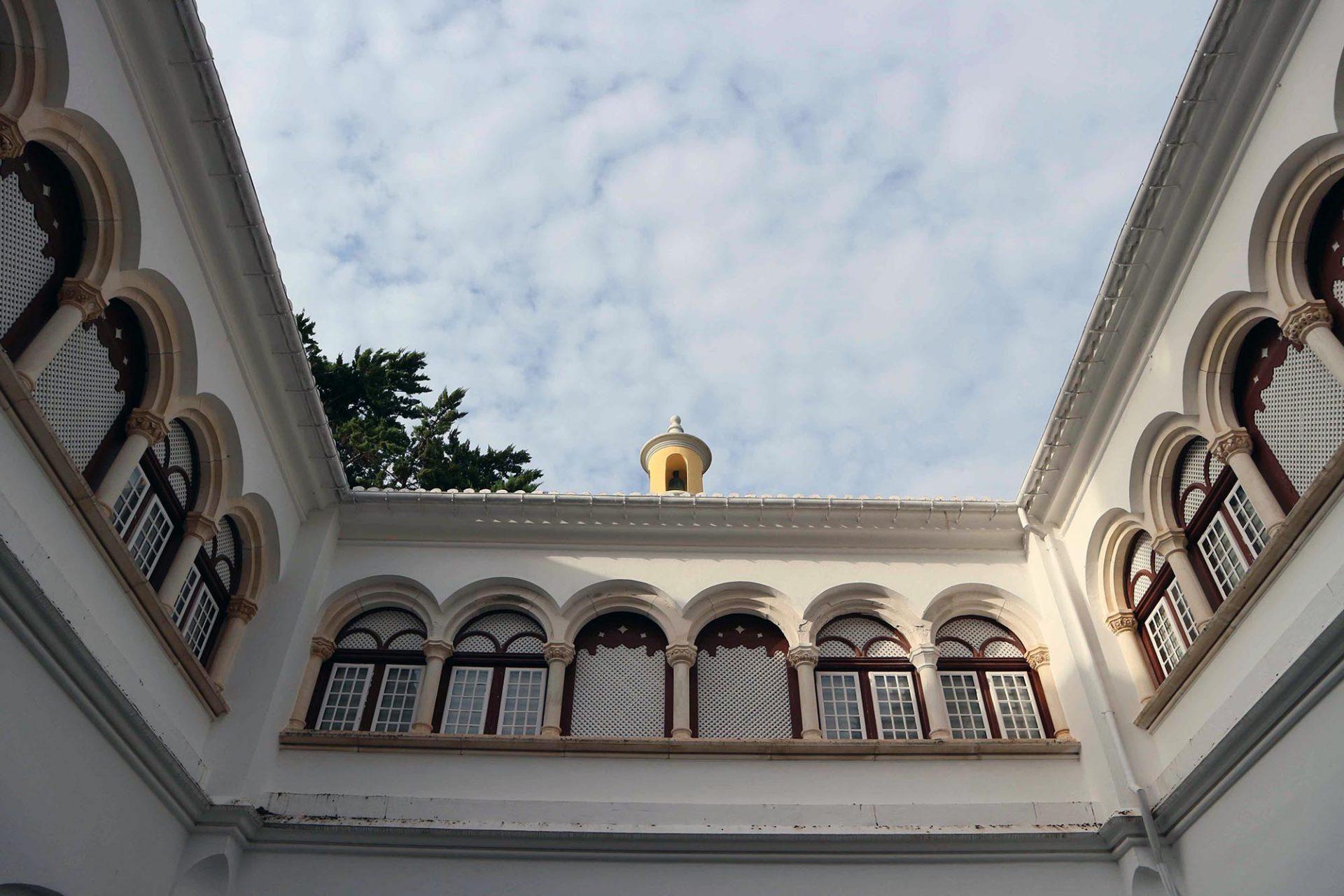 Museumsbibliothek und Palast der Grafen von Castro Guimarães.