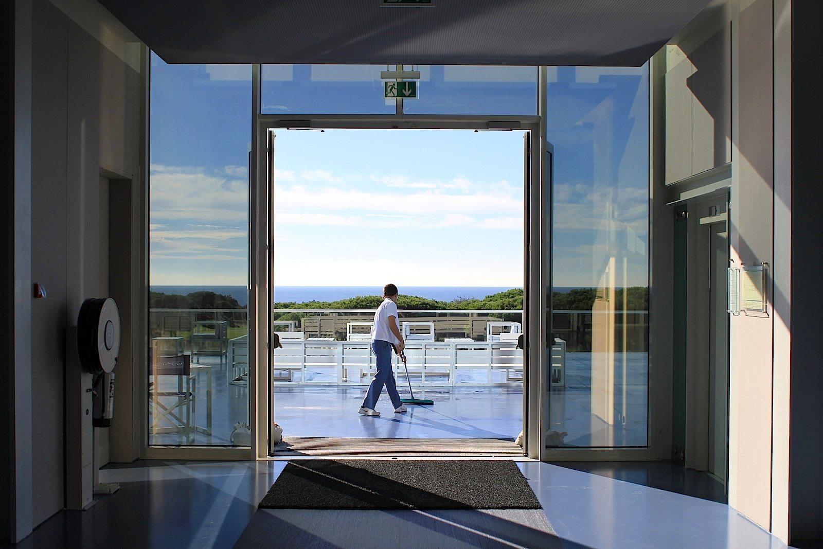 The Oitavos. Die Anlage ist Teil der Quinta da Marinha, einem Teil außerhalb von Cascais auf der Strecke gen Weltkulturerbestätte Sintra.