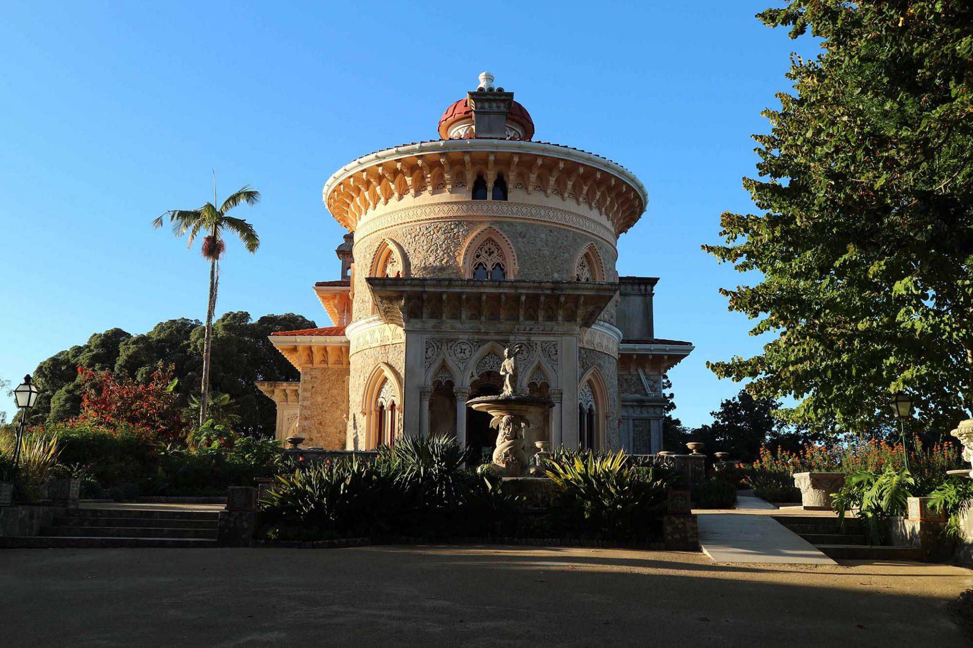 Palácio de Monserrate. Definitiv eine der Schönheiten von Sintra