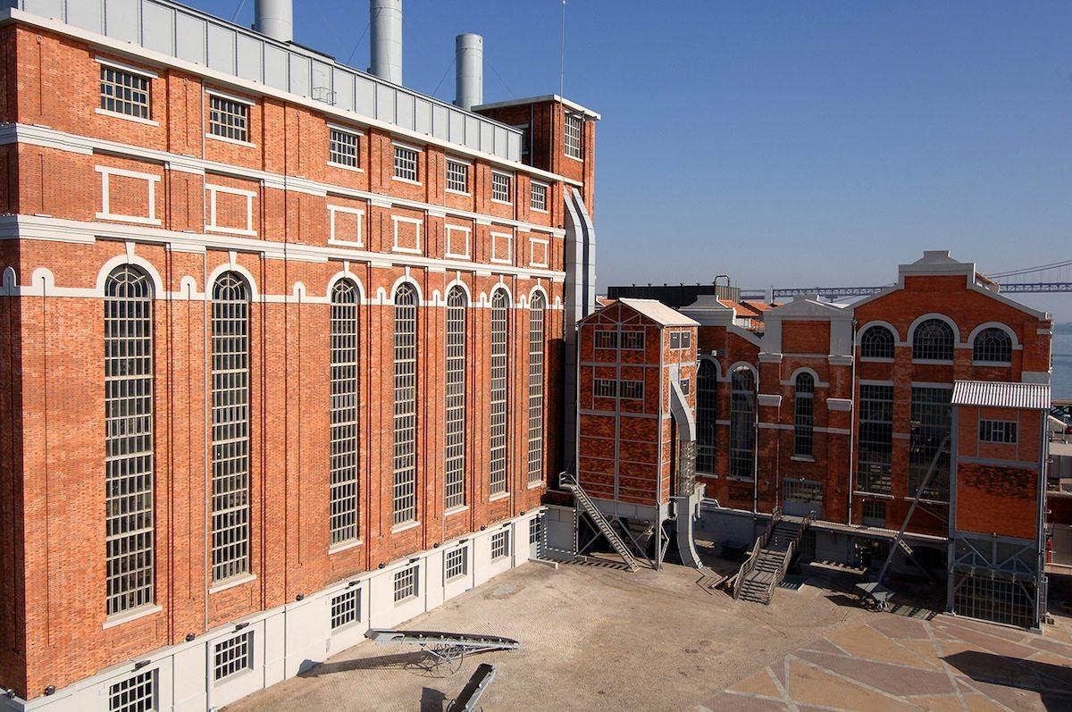 MAAT. Das Industriedenkmal wird seit 2006 als Kulturzentrum und Museum genutzt.