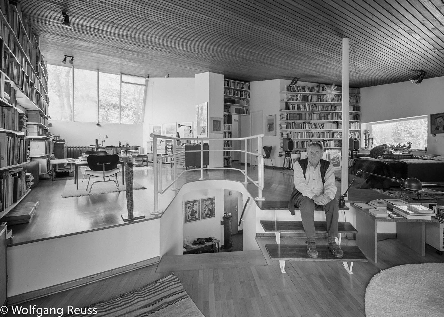 Wohnhaus in Frohnau. Bauten der Nachkriegsmoderne (1945–1989)