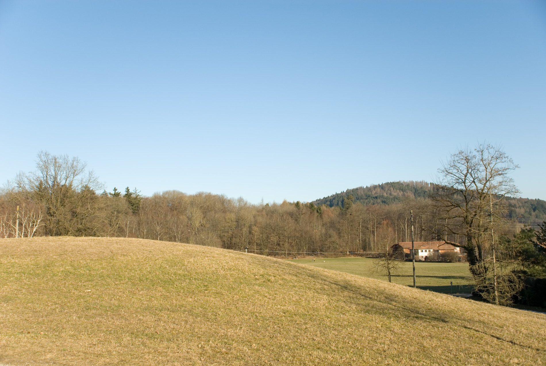 Zentrum Paul Klee. Die Identität des Ortes und der sanfte Schwung der Landschaft inspirierten Renzo Piano und sein Team von RPBW zu den drei Hügeln.