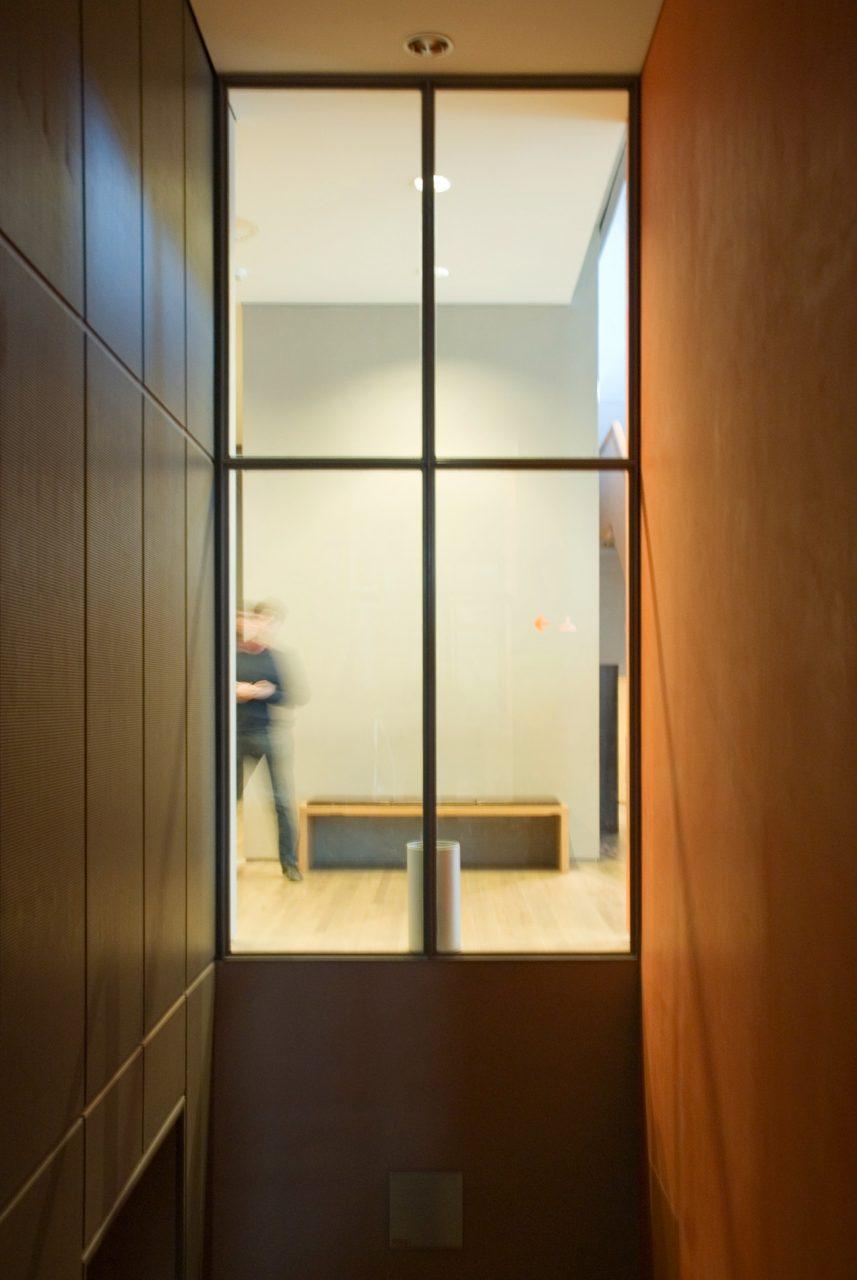 Zentrum Paul Klee.  Ein- und Ausblicke in den unterschiedlichen Ebenen des Zentrums.