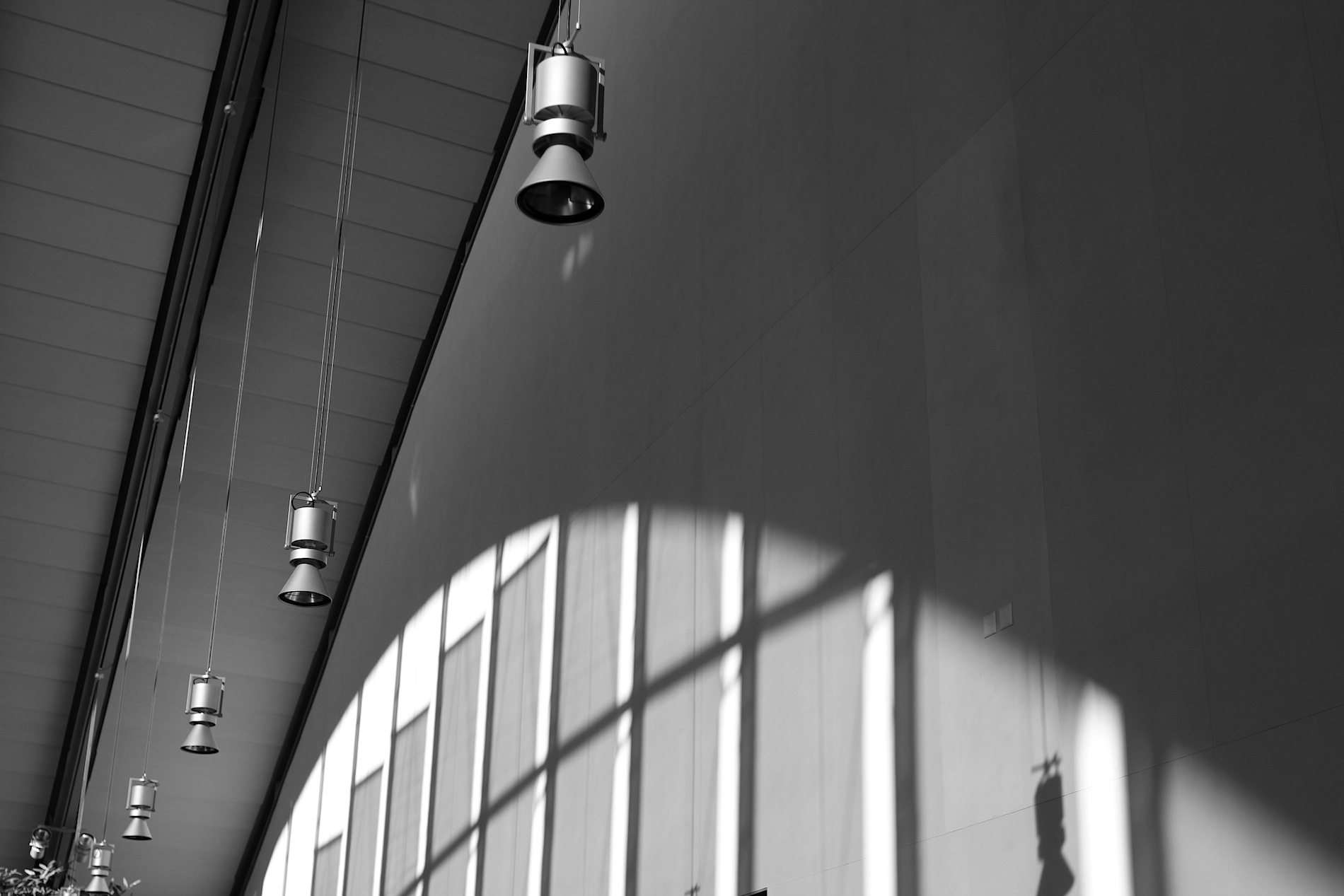 Zentrum Paul Klee.  ... auf allen Geschossen und Ebenen.