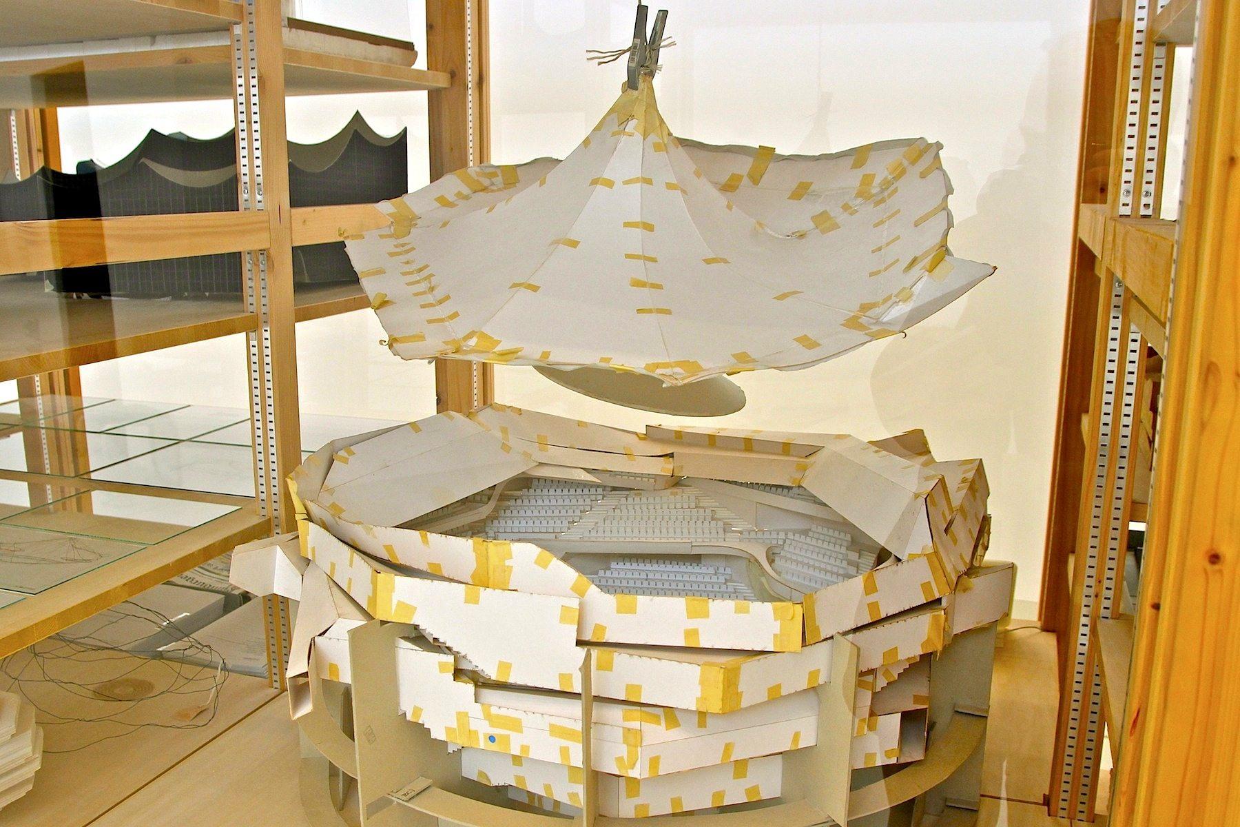 Elbphilharmonie revisited. Die Ausstellung steht in der Tradition künstlerischer Reflexion und Adaption von Architektur.