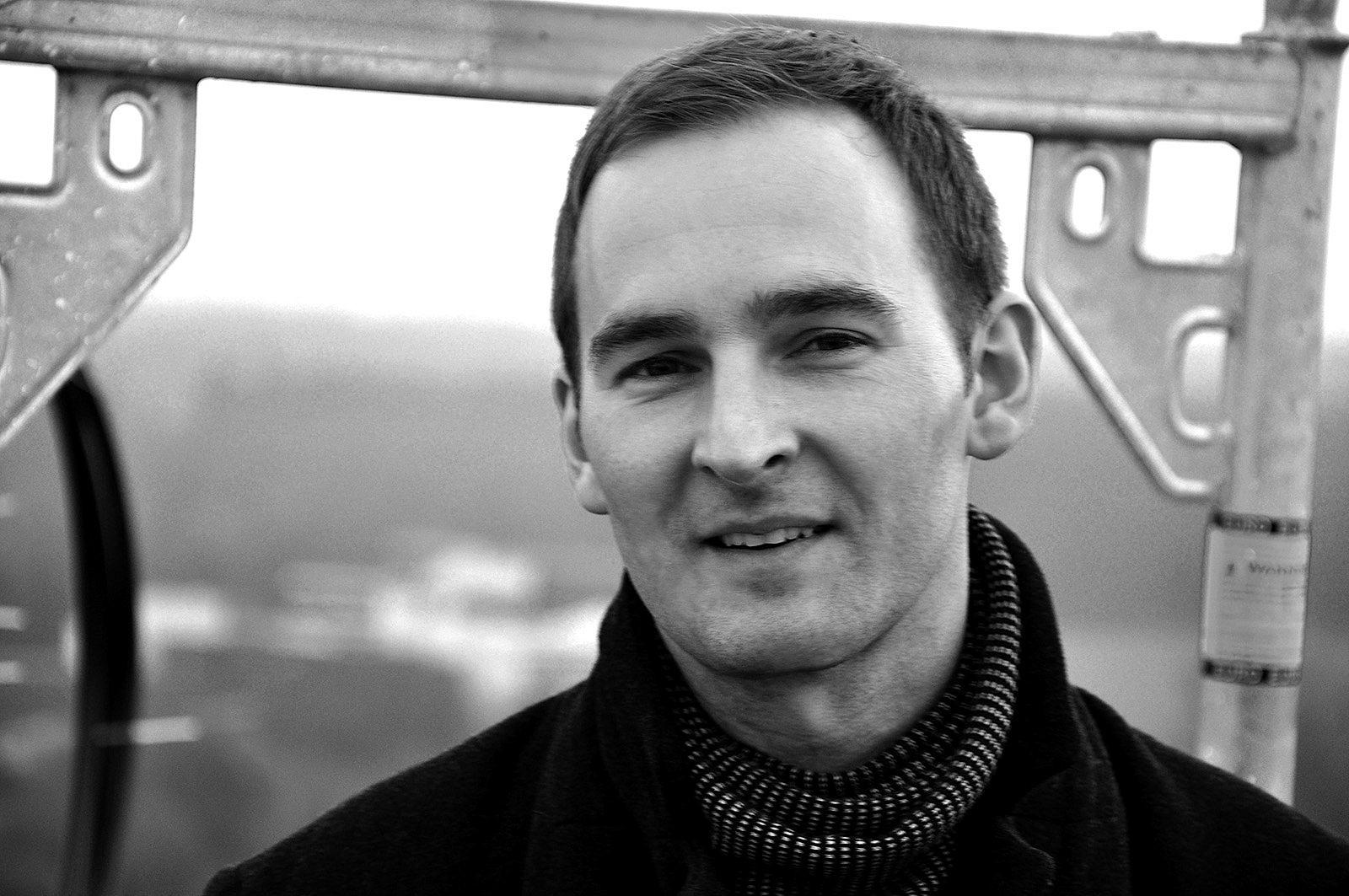 Andreas Kretzer.  Architekt, Szenenbildner und Professor.