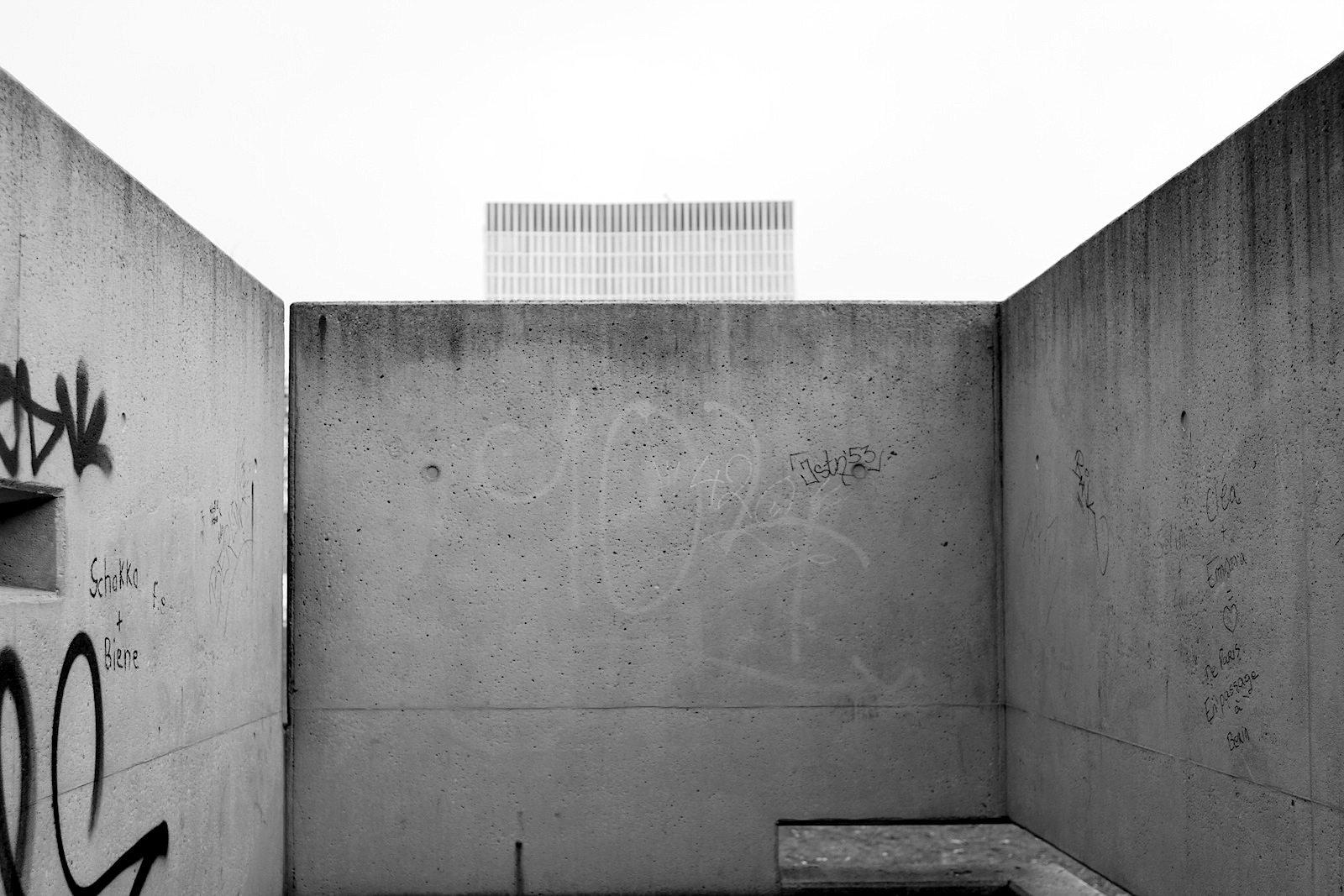 Geschichtspark ehemaliges Zellengefängnis Moabit