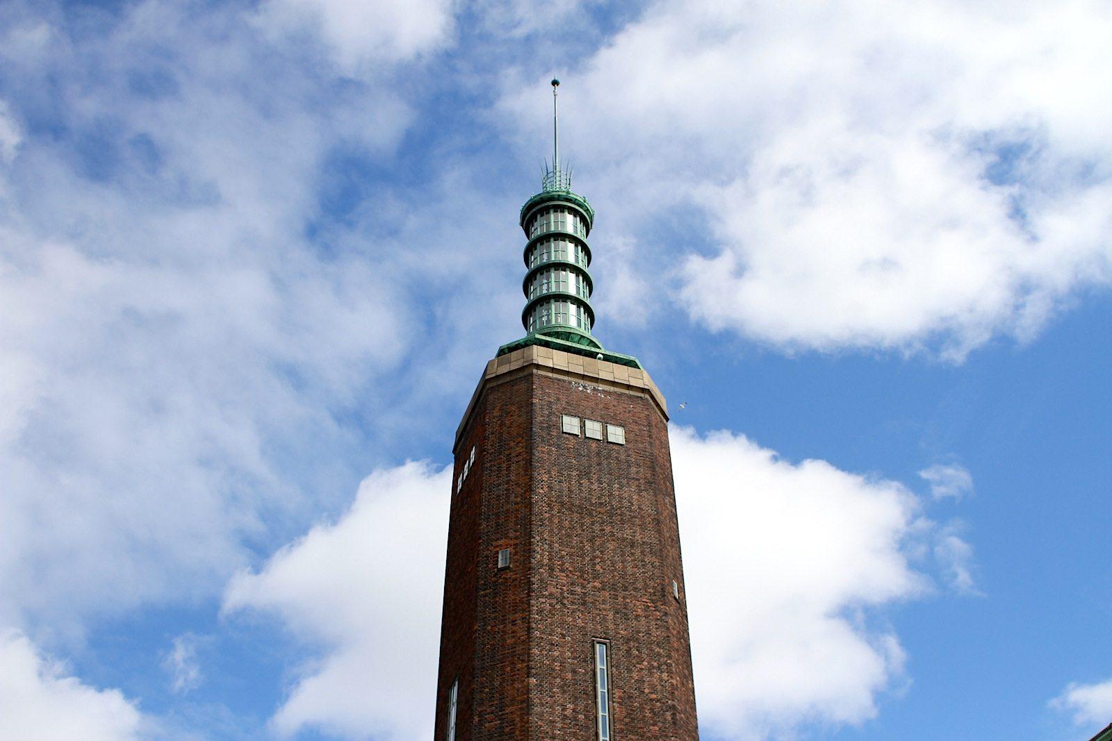Museum Boijmans van Beuningen.  Das größte Kunstmuseum der Stadt beherbergt zahlreiche Gemälde und Skulpturen.