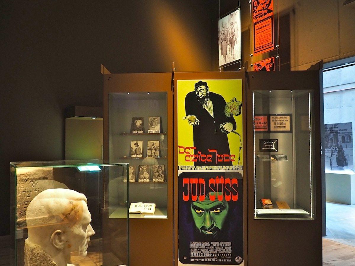 Danziger Zufallsfund.. Auf die Hitlerbüste von Josef Thorak stießen Bauarbeiter 2015 im Innenhof des Nationalmuseums.
