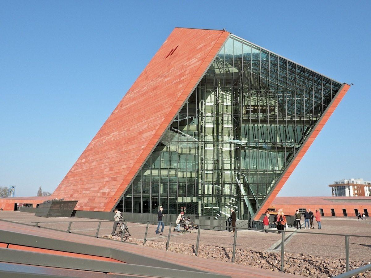 Das Museum des Zweiten Weltkriegs