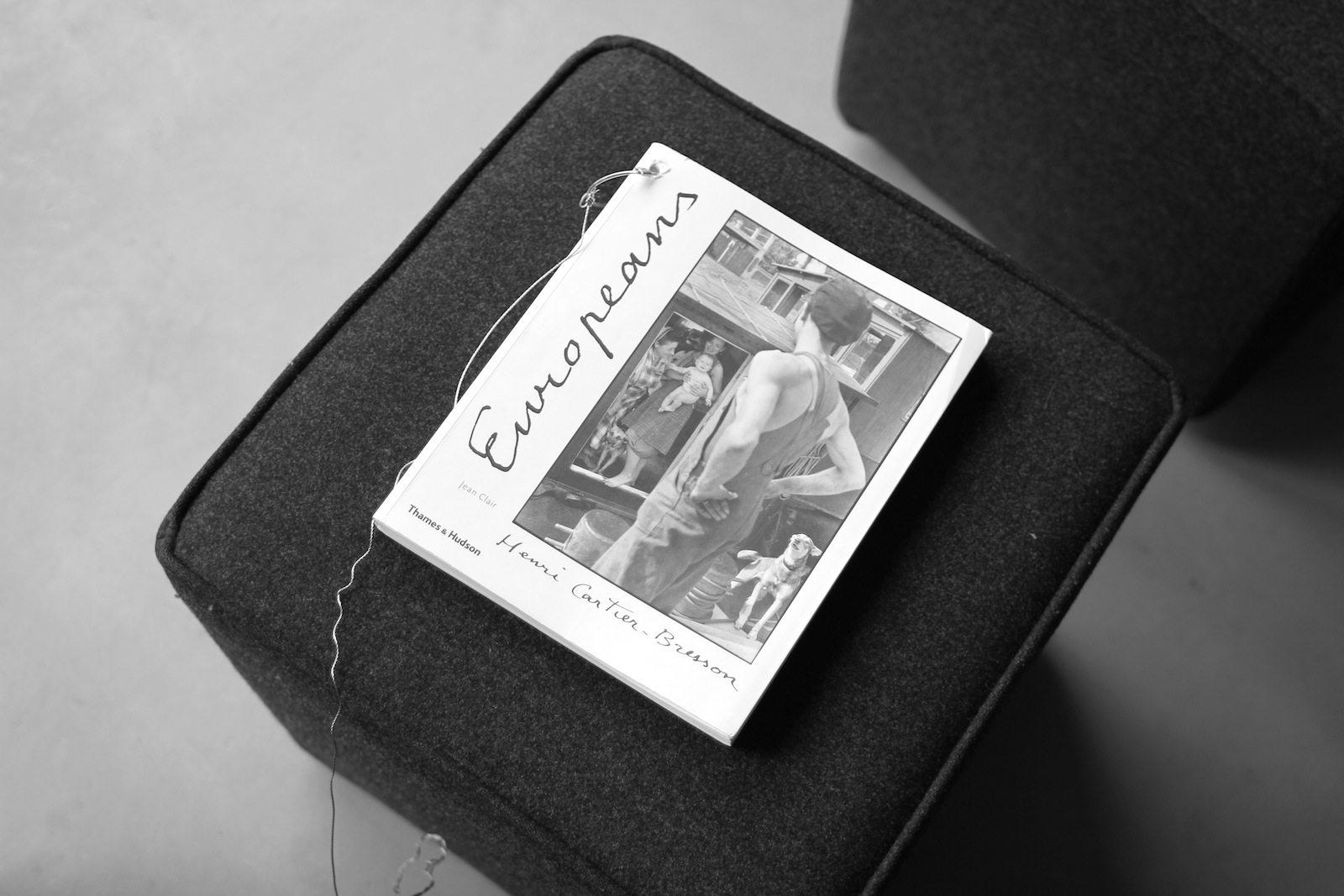 """Nederlands Fotomuseum.  Die Fotoausstellung """"Europa. What else?"""" vom 28.1.–7.5.2017 zeigt Bilder von Henri Cartier-Bresson, Otto Snoek und Nico Bick."""