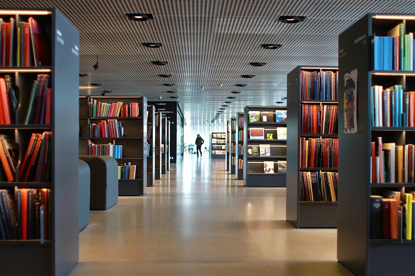 Dokk1. ... ein Ort des Austauschs, ein multikultureller Treffpunkt, ein Symbol für die Wissensgesellschaft, so die Architekten weiter.