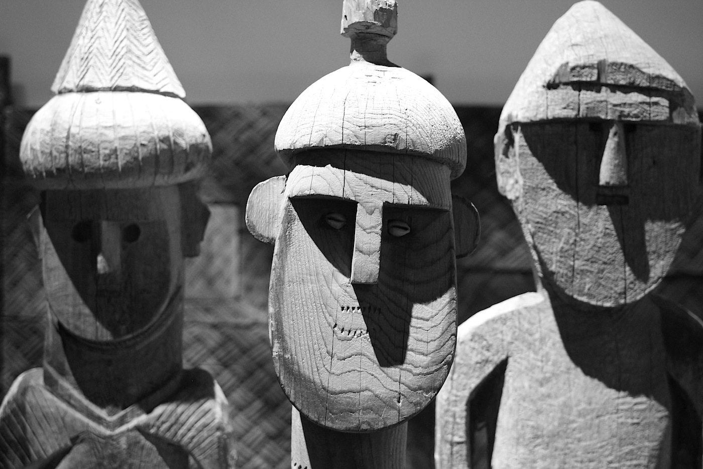 Moesgaard Museum. Temporäre Schauen wie
