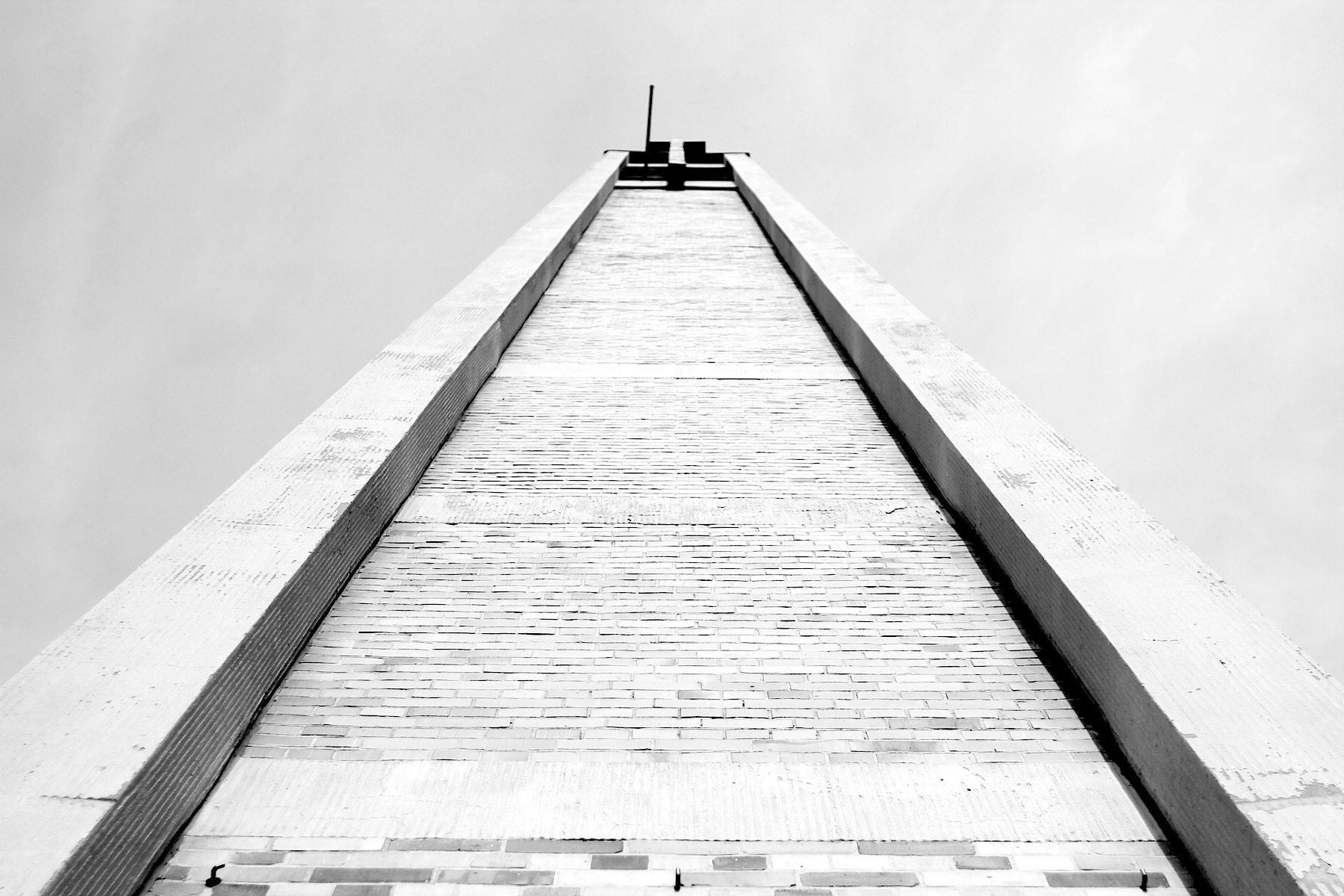 Gustav-Adolf-Kirche, Otto Bartning, 1934.  Bartning entwarf 150 Kirchen. Hinzu kommen Beteiligungen an Entwürfen und nicht ausgeführten Entwürfen.