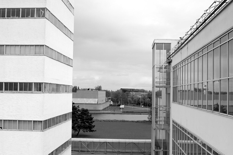 Vorbildcharakter.  Die Verkörperung des architektonischen Avantgarde der Klassischen Moderne.