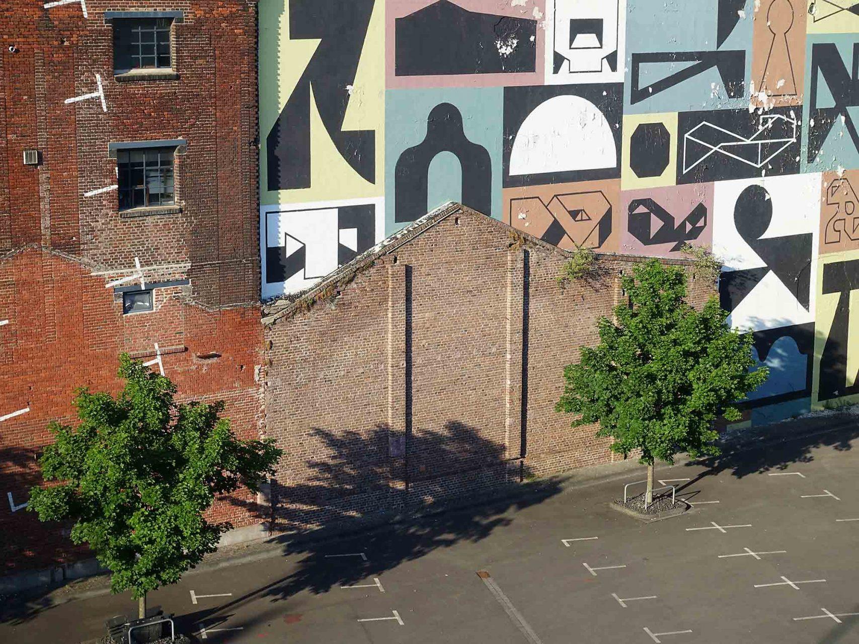 KunstWerk Köln e. V.. Das Gebäudeensemble wurde 1908 nach Entwürfen von Otto Grah als mehrgeschossige Randbebauung und ...