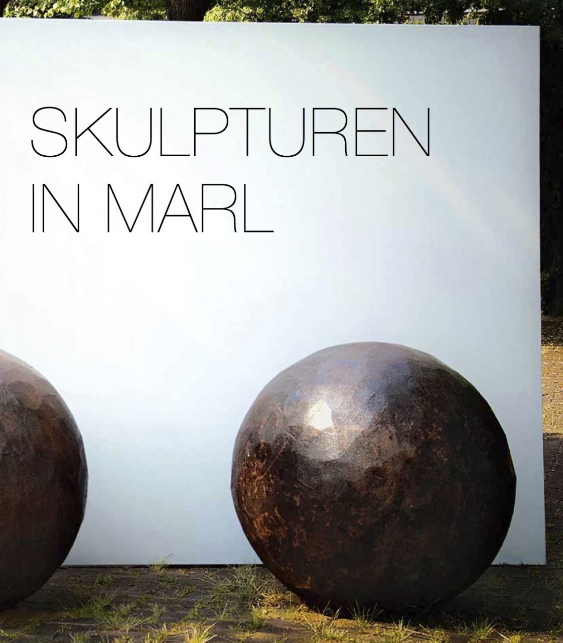 Skulpturen in Marl / Scultpures in Marl. Published by Wienand Verlag Köln