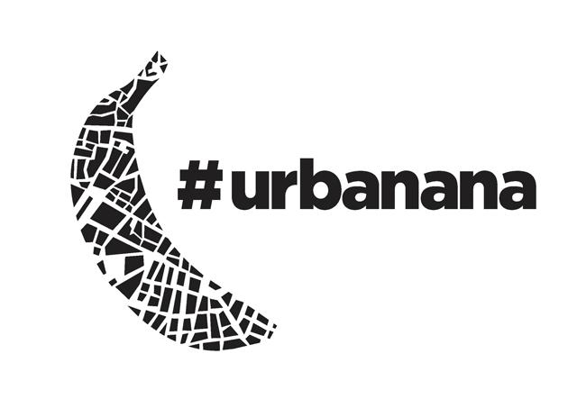 Logo: #urbanana