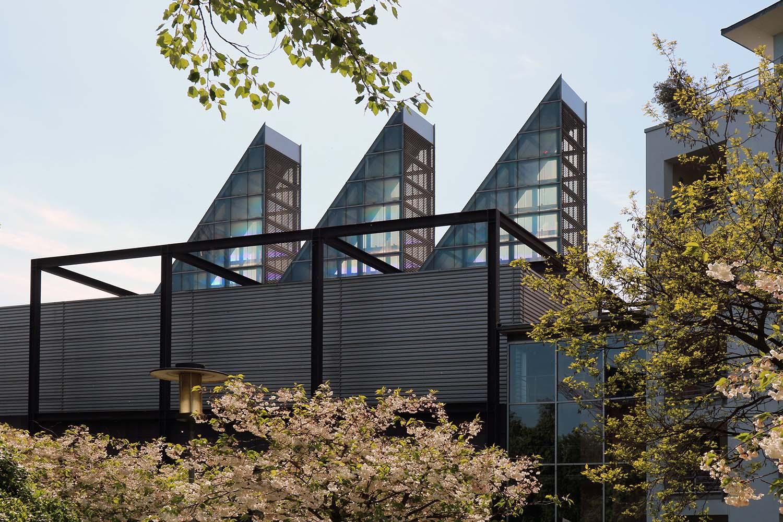 Umspannwerk, 1996. Sandro Graf von Einsiedel Architekt BDA, KSP Engel und Zimmermann Architekten, von Einsiedel Haeffner Architekten.