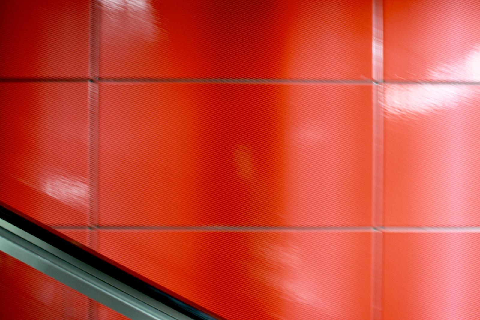 Station Heinrich-Heine-Allee.  Aufgang Theater